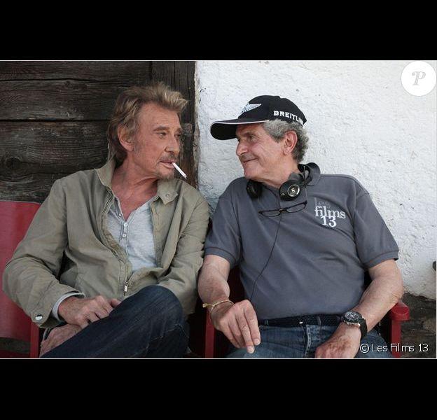 Le film Salaud, on t'aime de Claude Lelouch avec Johnny Hallyday