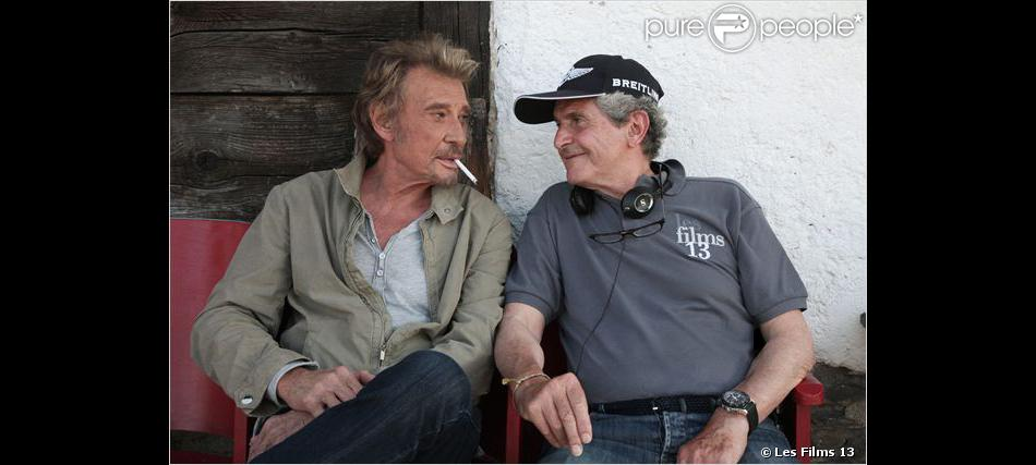 Le film Salaud, on t'aime de Claude Lelouch avec Johnny Hallyday