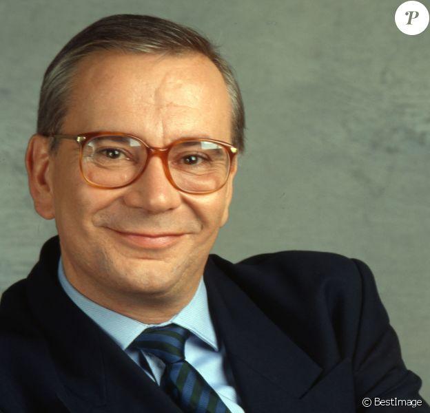 Marcel Philippot à Paris dans les années 1980.