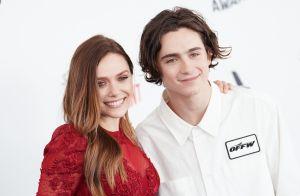 Timothée Chalamet brille avant les Oscars devant une Elizabeth Olsen sexy