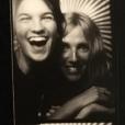 Selfie de Suzanne Lindon avec sa mère Sandrine Kiberlain, mai 2017.
