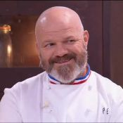 """Philippe Etchebest (Top Chef) méconnaissable enfant : """"Il faisait déjà peur !"""""""