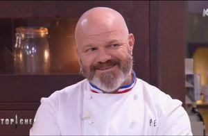 Philippe Etchebest (Top Chef) méconnaissable enfant :