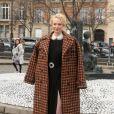 Gwendoline Christie - Arrivées au défilé de mode Miu Miu automne-hiver 2018/2019 au Palais d'Iéna. Paris le 6 juin 2018 © CVS / Veeren / Bestimage