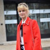 Fashion Week : Mélanie Laurent, craquante pour la fin de la semaine