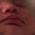La fille Kylie Jenner et Travis Scott, Stormi, dans une vidéo publiée sur le compte Instagram de Kylie le 6 mars 2018