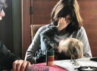 Carla Bruni-Sarkozy : Sa fille Giulia, 6 ans, s'entraîne à marcher en talons !