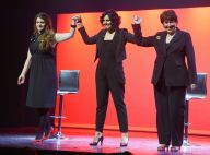Roselyne Bachelot, Marlène Schiappa et Myriam El Khomri réunies sur scène