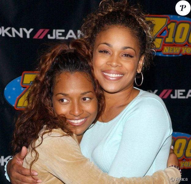 Chilli et T-Boz à New-York en 2003