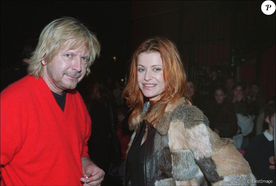 Axelle Red au concert de Renaud au Zénith de Paris le 23 décembre 2012.
