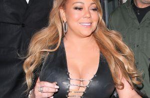 Mariah Carey : Toujours plus amincie, la diva exhibe fièrement sa silhouette