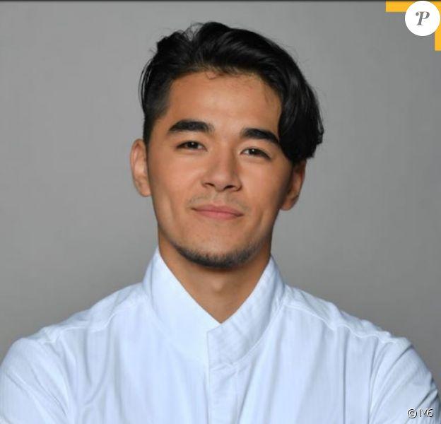 "Geoffrey Degros candidat de ""Top Chef 2018"", photo officielle, M6"