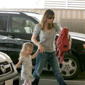 Violet Affleck... Son combat pour sa mère Jennifer Garner n'est pas terminé !