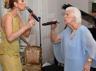 Céline Dion : Joli mot et photo touchante pour les 91 ans de sa mère