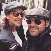 """Jamel Debbouze : Un couple de """"touristes"""" in love avec Mélissa Theuriau"""