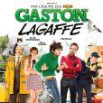 Affiche du film Gaston Lagaffe.