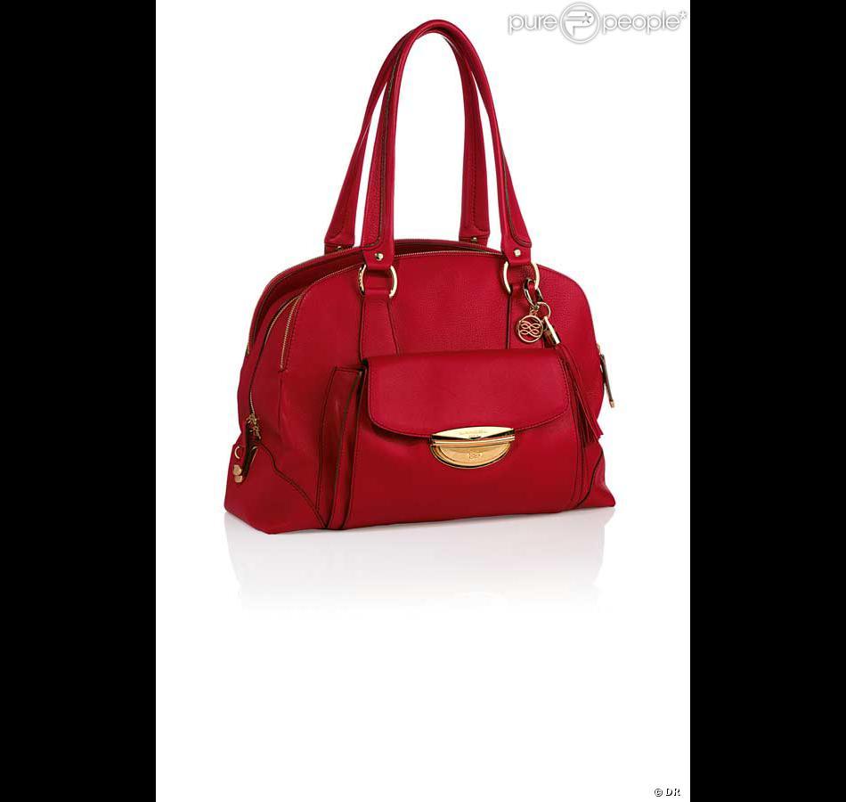 Sac Adjani En Purepeople Rouge Bag m8wN0n
