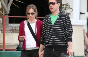 Robert Downey Jr est décidément trop amoureux de sa femme... Zut !