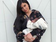 Kylie Jenner : Premier vol en jet privé avec sa fille Stormi