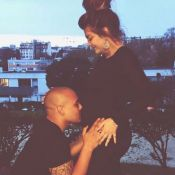 Caroline Costa enceinte : La chanteuse attend son premier enfant !