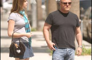 Michael Chiklis, de The Shield, un papa poule... avec sa fille de 16 ans !