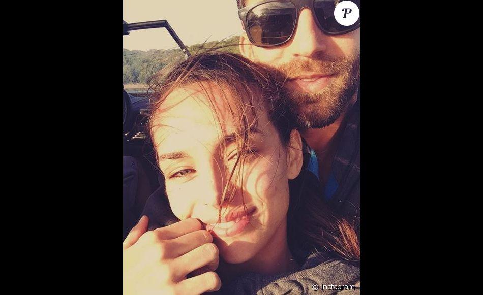 Marine Lorphelin en manque de son petit-ami Christophe, sur Instagram, le 3 mars 2018.