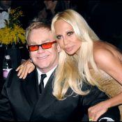 Donatella Versace : Accro à la cocaïne sauvée par Elton John