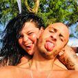 Sarah Fraisou profite de ses vacances en Thaïlande avec son amoureux Sofiane.