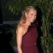 """Gwyneth Paltrow : Un parterre de stars pour son """"mariage surprise"""""""