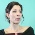 Solveig Halloin témoigne contre Philippe Caubère sur le Huffington Post, le 18 avril 2018.