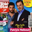 "Magazine ""Télé Star"" en kiosques lundi 23 avril 2018."