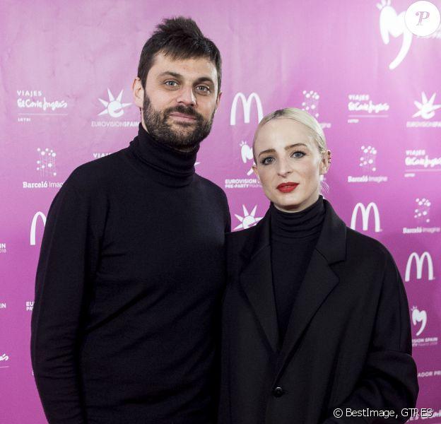 Le duo Madame Monsieur défendra la France à l'Eurovision 2018 avec le titre Mercy.