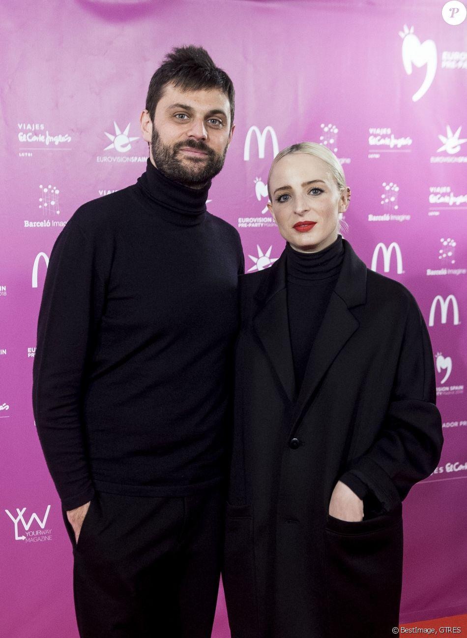 Le duo Madame Monsieur défendra la France à l'Eurovision 2018 avec le titre  Mercy .
