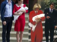 Kate Middleton, copycat de Lady Di : L'image de Diana jeune maman resurgit