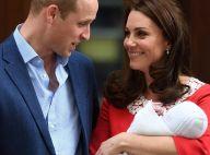 Kate Middleton et William : Les prénoms du bébé enfin révélés... Surprise !