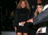 Beyoncé : Stylée et détendue après Coachella, avec Kelly Rowland