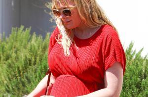Kirsten Dunst très enceinte : La future maman sublime son ventre sous le soleil