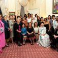 Michelle Obama et les épouses des leaders du G20.