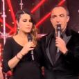 """Karine Ferri et Nikos Aliagas - """"The Voice 7"""", samedi 5 mai 2018, TF1"""
