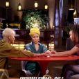 """Jada Pinkett Smith, sa fille Willow et sa mère réunies dans une nouvelle série de vidéos intitulée """"Red Table Talk"""" et diffusée dès le 7 mai 2018 sur Facebook Watch."""