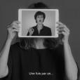 Marie-Claude Pietragalla - Les stars se mobilisent pour le  1er spot de campagne IMAGYN (Initiative des MAlades atteintes de cancers GYNécologiques). Mai 2018.