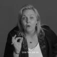 Valérie Damidot - Les stars se mobilisent pour le  1er spot de campagne IMAGYN (Initiative des MAlades atteintes de cancers GYNécologiques). Mai 2018.
