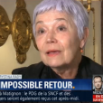Csilla Rady, la mère de Krisztina Rady. L'ex-compagne de Bertrand Cantat s'est suicidée en 2010. Interview de mai 2018.