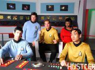 Star Trek en version sexe... mais non vous ne rêvez pas... Ca va être chaud dans l'espace !