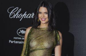 Kendall Jenner (presque) nue face à Marion Cotillard et Clotilde Courau, si chic