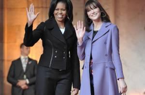 First ladies, le combat : Michelle contre Carla !