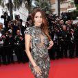 """Nabilla Benattia - Montée des marches du film """"'Solo: A Star Wars Story"""" lors du 71e Festival International du Film de Cannes le 15 mai 2018."""