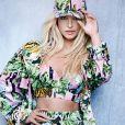 Britney Spears, nouvelle égérie KENZO. Photo par Peter Lindbergh.