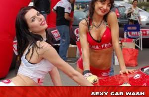 SOS Patata, Revenge of the Pie, Sexy Car Wash... Concepts idiots et jeux crétins ! Venez découvrir la télé de demain !
