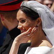 """Meghan Markle : A-t-elle lâché le gros mot """"f*ck !"""" au mariage, en public ?!"""